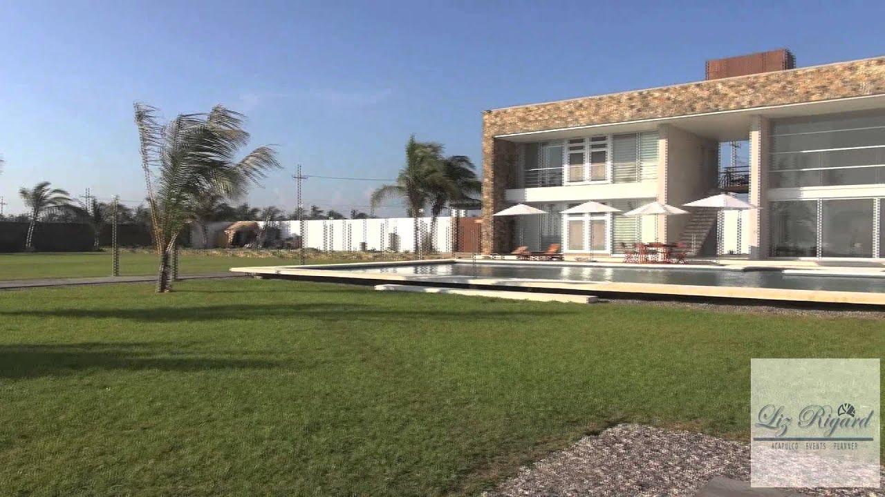 Banquetes liz rigard locaci n casa de piedra acapulco - Casa de piedra porcuna ...