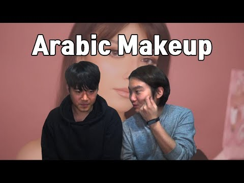 Arabic style makeup 2! Korean react (nowadays) thumbnail