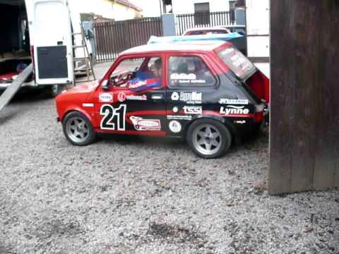 Fiat 126 Abarth Sound Youtube