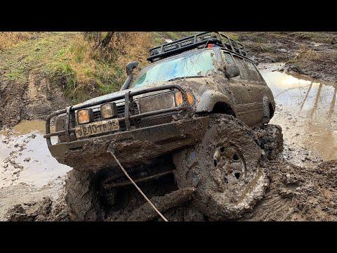 Самая ОПАСНАЯ Toyota на бездорожье!!