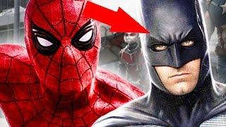 7 Increíbles Peleas Entre Marvel y DC que NO sabías