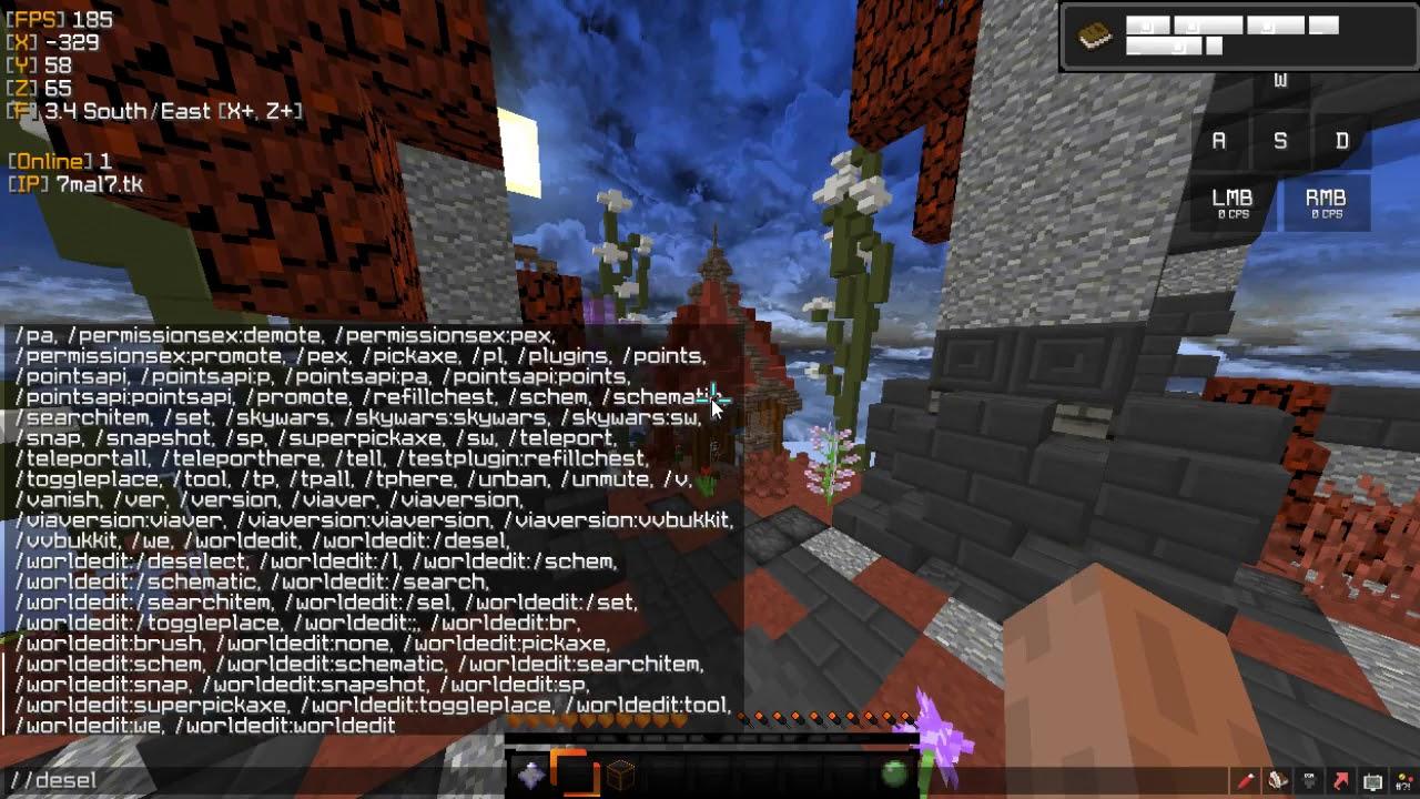 Minecraft Admin Gesucht