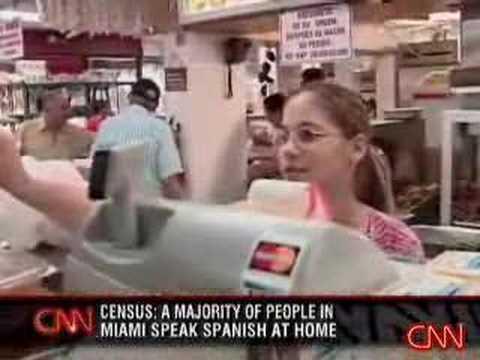 Spanish in Miami