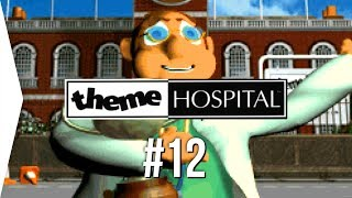 Theme Hospital ► Mission 12 FINAL Classic Gameplay - New Playthrough for 2 Point!