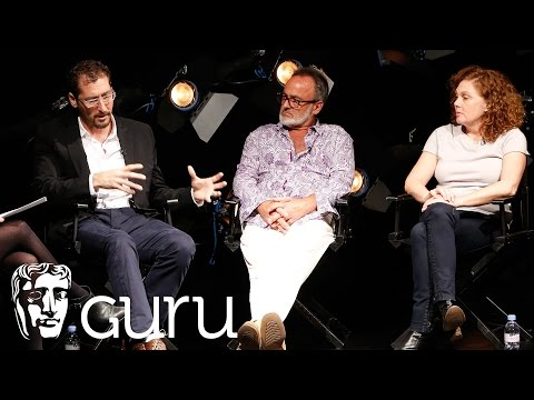 Star Wars, Mad Max & Bridge of Spies Production Designers | BAFTA Film Sessions