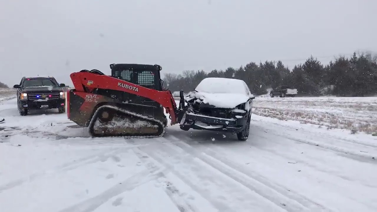 Treacherous driving in Missouri causes fatality, more than 100