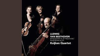 String Quartet in e minor op. 59 no. 2: Allegro