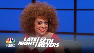 Grown-Up Annie - Late Night with Seth Meyers