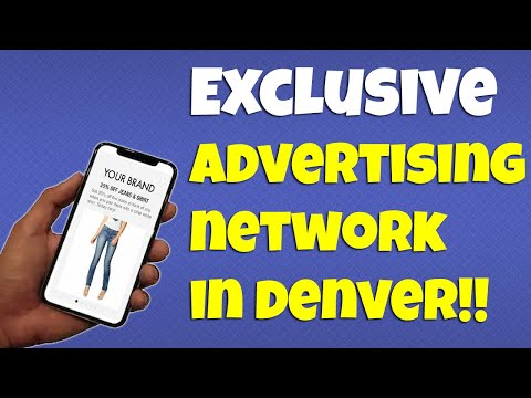 Denver Business Exclusive Proximity Marketing Solution - 720.410.9445