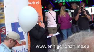Eröffnung Mettwurstmarkt 2016 Ennigerloh