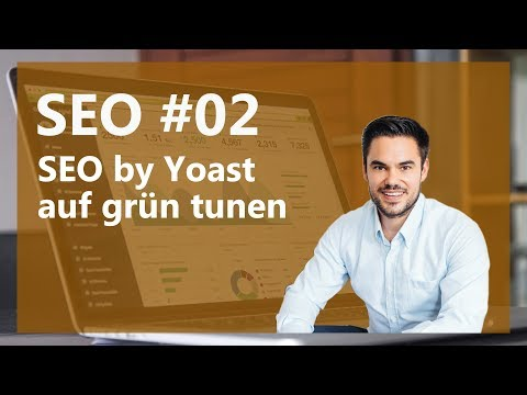WordPress SEO [Deutsch/German] - Yoast auf Grün tunen - 동영상