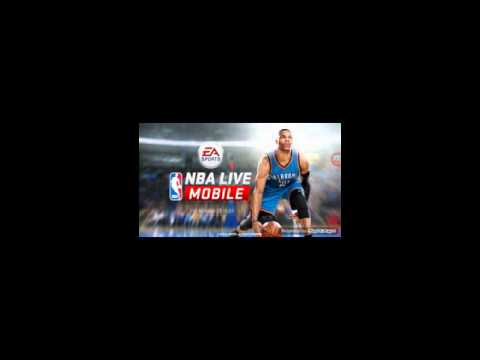 NBA Live Mobile -  How To Download! (Easiest Method)