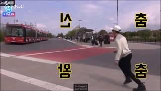 K-pop Idols Dancing in public