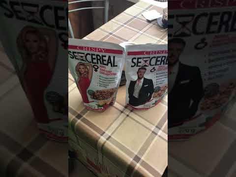 Супер мюсли Sex Cereal от кондитерской фабрики Шоколенд Ставропольский край