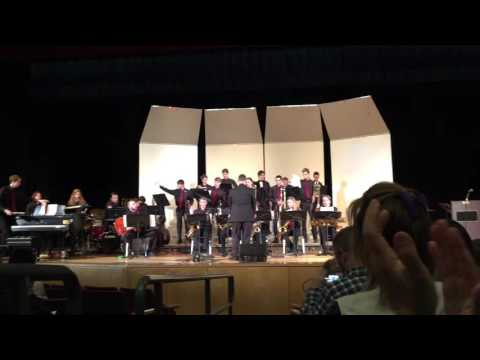 Greely High School Jazz Band, 2016
