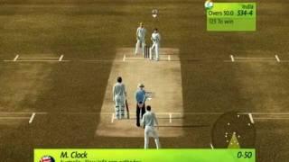 India Vs Australia Test Match Part - 1 ( Brian Lara International Cricket 2007 PC Gameplay)