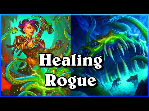 Healing Rogue ~ Whispers of the Old Gods ~ Hearthstone Heroes of Warcraft