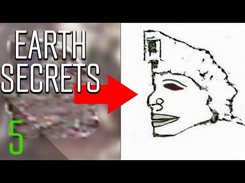 5 Amazing Google Map & Satellite Photo Discoveries