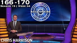 Who Wants To Be A Millionaire? #34 | Season 15 | Episode 166-170