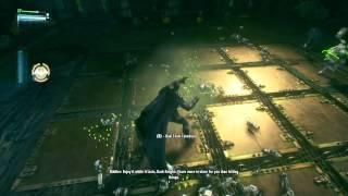 Batman Arkham Knight Short Gameplay
