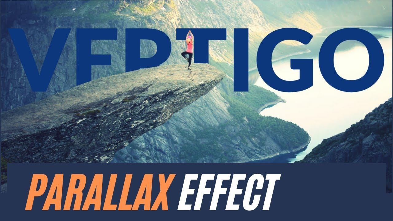 How To Make Creative Parallax Image Effect On Mousemove Using HTML CSS & JS | Vertigo