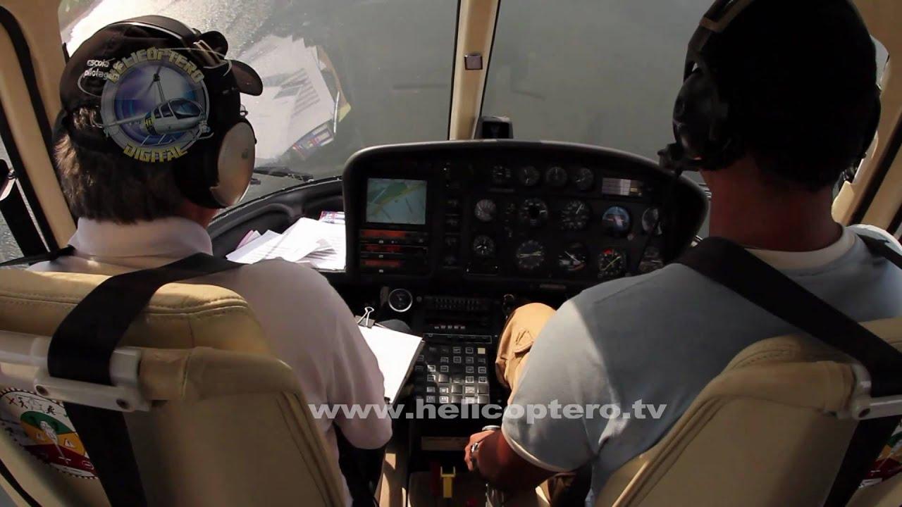Pane (Helicóptero) de Rotor de Cauda - Treinamento EFAI