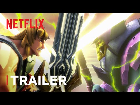 He-Man and the Masters of the Universe NEW SERIES Trailer | Netflix Futures