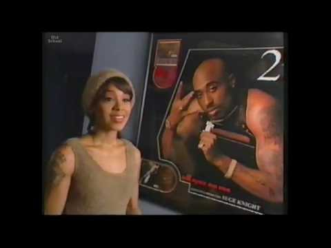 Tribute To Tupac Shakur : The Rose That Grew From Concrete
