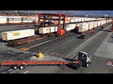 BNSF Intermodal Yard, San Bernardino CA