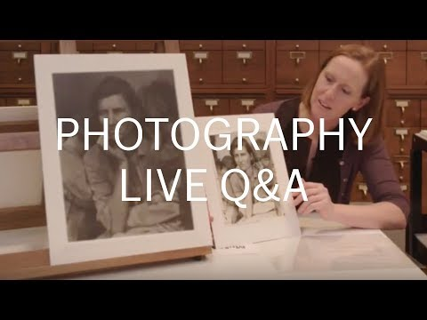 LIVE Q&A with MoMA Photography Curator Sarah Meister (May 23)