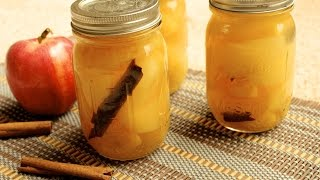 Easy, Home Made Apple Compote. The Flavors Of Christmas In A Jar (romanian)