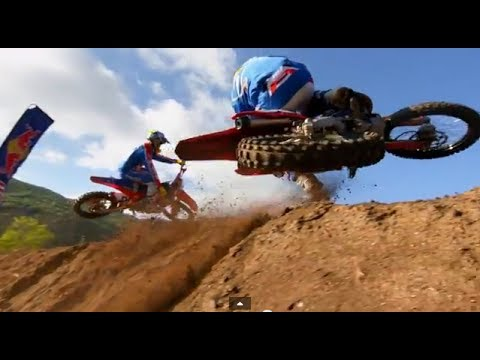 Half-Mile MX Rhythm Section - Red Bull Straight Rhythm Travel Video