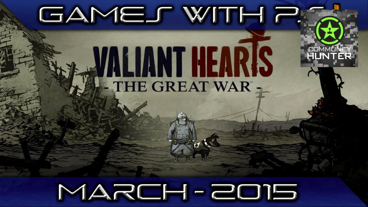 Valiant Hearts The Great War Games With Ps Youtube