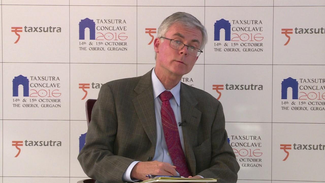 Gary Sprague, Senior Partner, Baker & McKenzie LLP, U.S.A. @ Tax Sutra Conclave 2016!!