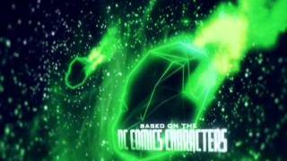 Green Lantern First Flight (main title)