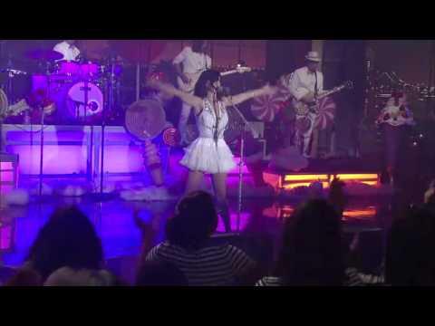 Katy Perry Ed Sullivan Theater, New York, NY   08 24 2010   05   Waking Up In Vegas