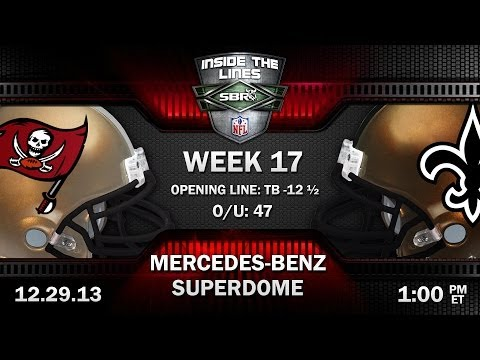 Tampa Bay Buccaneers Vs New Orleans Saints NFL Week 17 Preview | NFL Picks W Brandon Shively, Loshak
