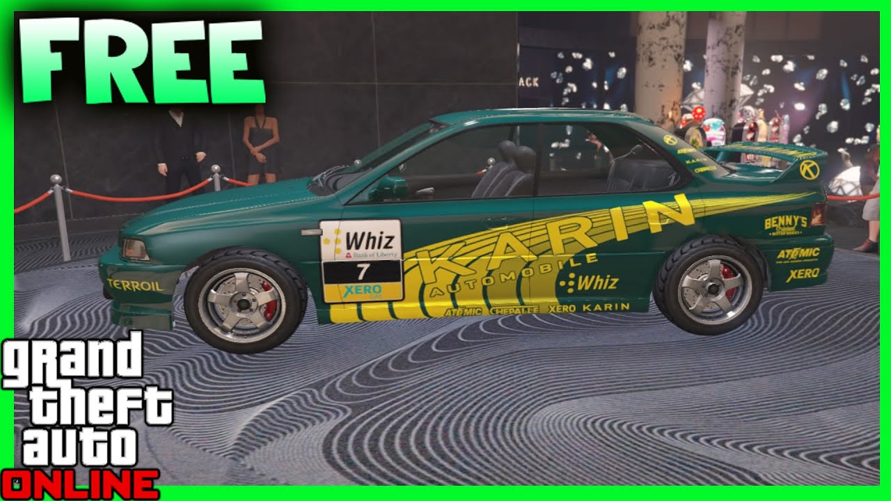 Lucky Wheel Spin Glitch GTA5 Online 1.50 XB1/PS4 (Win The Free Podium Vehicle)