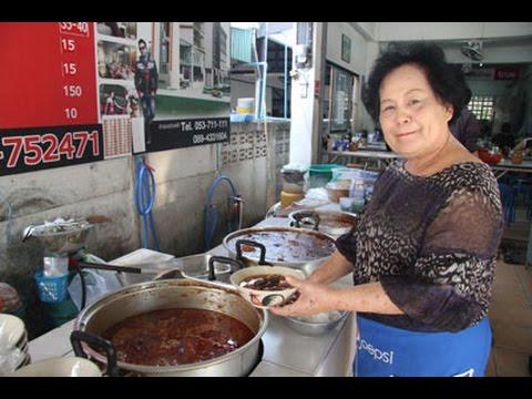 ตามรอยครัวคุณต๋อย น้ำเงี้ยวป้าสุข ร้านอาหารพื้นเมืองสุดอร่อยเมืองเชียงราย แนะนำต้องไปกิน