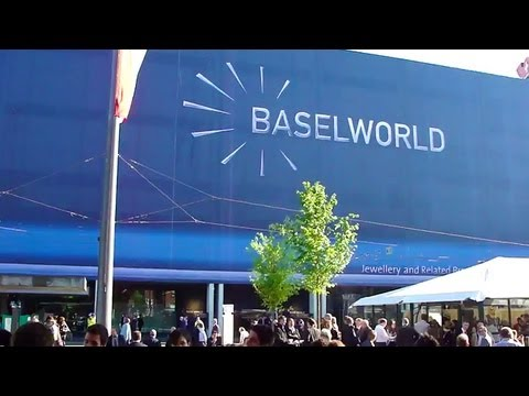Baselworld Watch Show: A Tour of Hall 1 in Basel, Switzerland