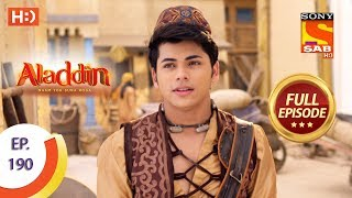 Aladdin - Ep 190 - Full Episode - 8th May, 2019