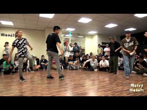 Best16 6 SS vs 瘦皮猴 | 20140609 DU97 Battle Audition