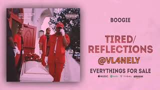 boogie - tired/reflections [#slowed + #reverb]
