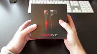 Beats Tour 2.0 In-Ear Headphones (unboxing)(A KurtzerTech unboxing of the 2nd generation Beats Tour by Beats by Dre. Amazon link: http://amzn.to/14fnuns From the Manufacturer: http://bit.ly/1a6pO1u ..., 2013-08-06T07:22:34.000Z)