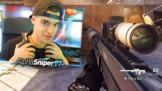 MI PRIMERA PARTIDA en Call Of Duty Modern Warfare - AlphaSniper97
