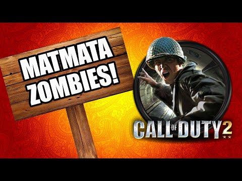 CALL OF DUTY 2 MATMATA ZOMBIES (Call of Duty Zombies) thumbnail