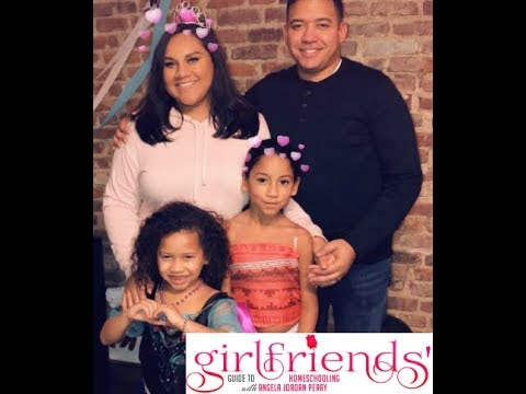 Episode 12: Dominican Republic, NY to SC, Maria Gonzalez shares her diversity in homeschooling.