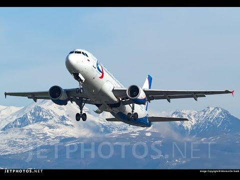 URSS (СОЧИ) - UDYZ (ЕРЕВАН) | A320 FF | X-PLANE 11.35