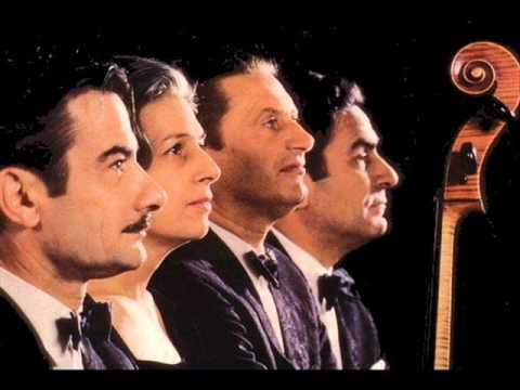 Quartetto Italiano (1967): Brahms String Quartet op. 51 n.1 in C minor