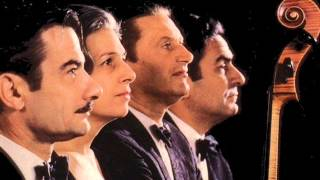 Quartetto Italiano (1967): Brahms String Quartet op. 51 n.1 in C minor